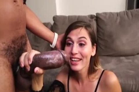 tgirl likes big darksome weenie