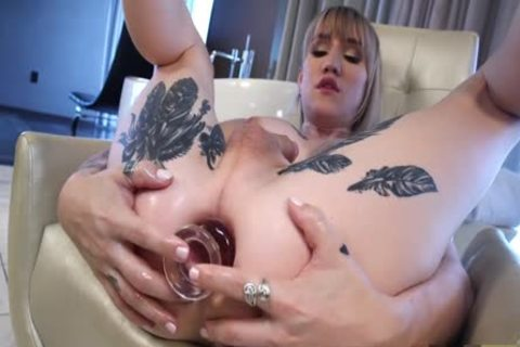 Lena Kelly Solo Jack Off And anal Play